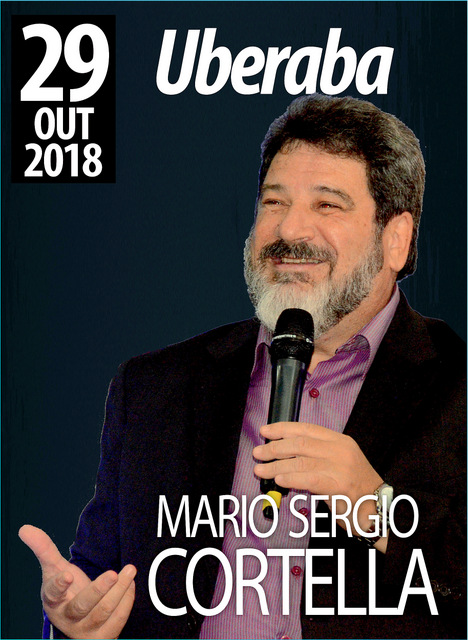 "29.OUT.2018 | Uberaba 20h  ""Superar, Inovar e Transformar - A Sorte Segue a Coragem"""